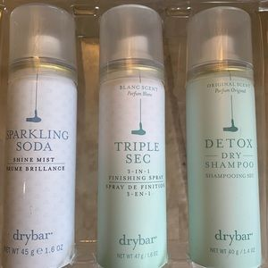 Accessories - Dry bar